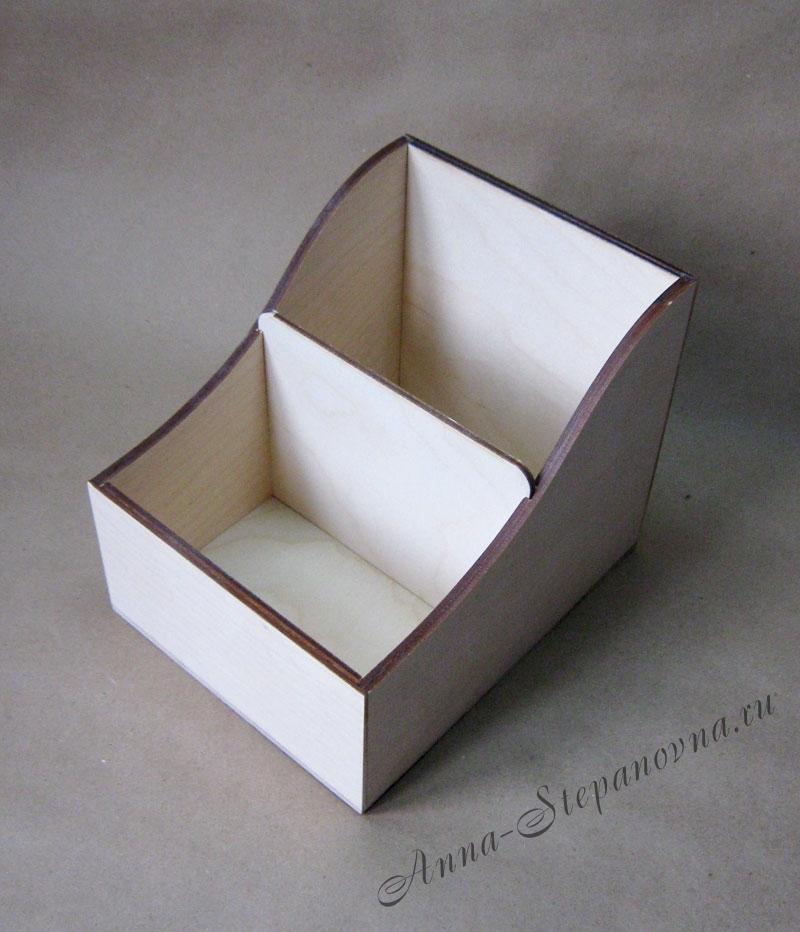 Короб для специй с разделителем
