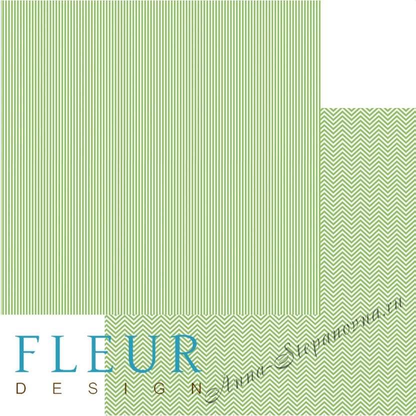 Бумага «Чисто и просто. Светлая зелень»