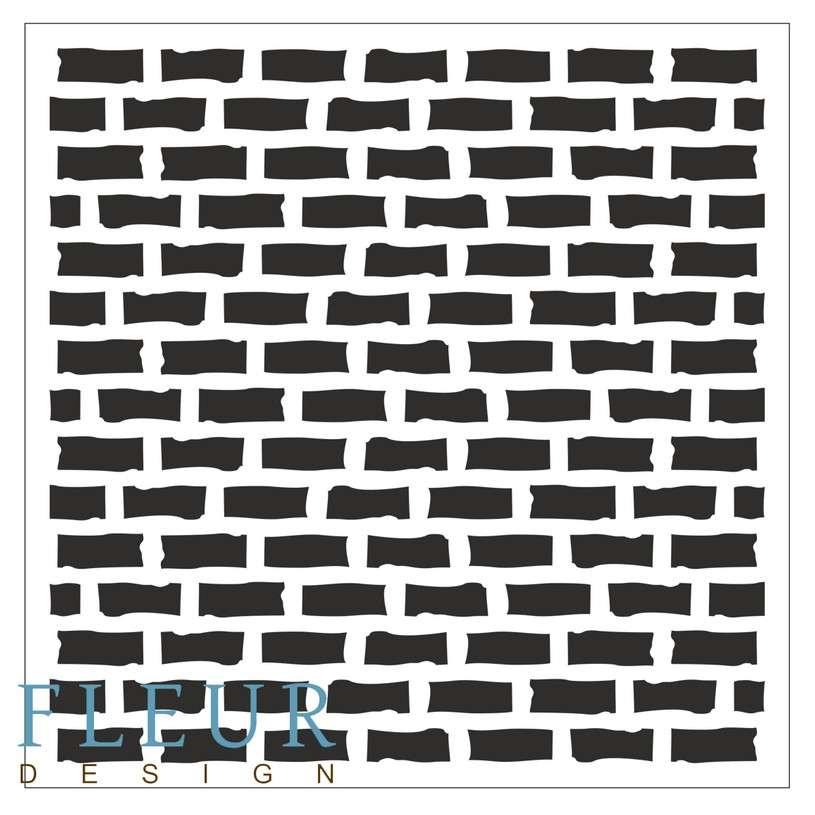 Трафарет «Стена»