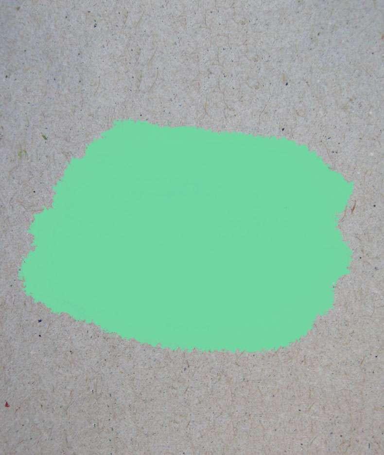 Краска «Мятный крем» акриловая