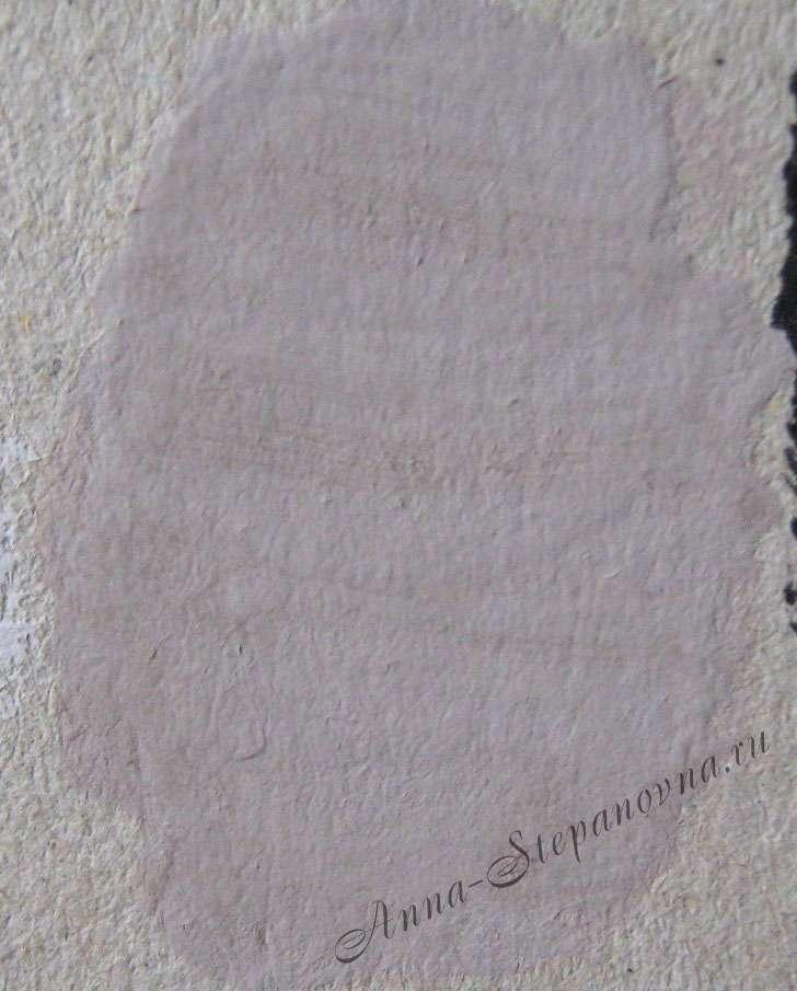 Краска «Шебби-серый» акриловая