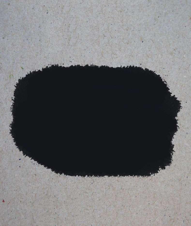 Краска «Черный» акриловая