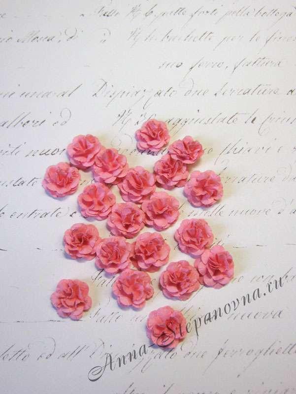 Мини-цветы «Монпансье» розовые