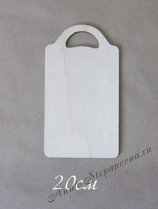 Заготовка «Доска разделочная» №190