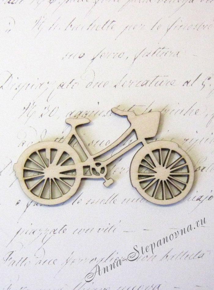 Бирка «Велосипед»