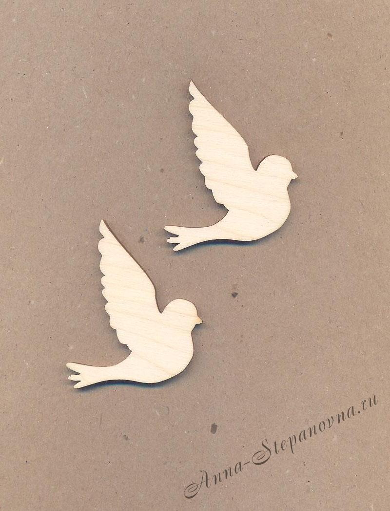 Бирка «Голуби» 6 шт.