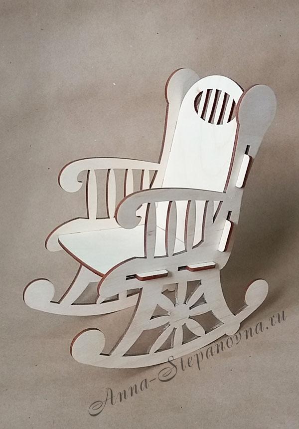 Кресло качалка «У камина»