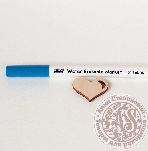 Маркер для разметки ткани синий