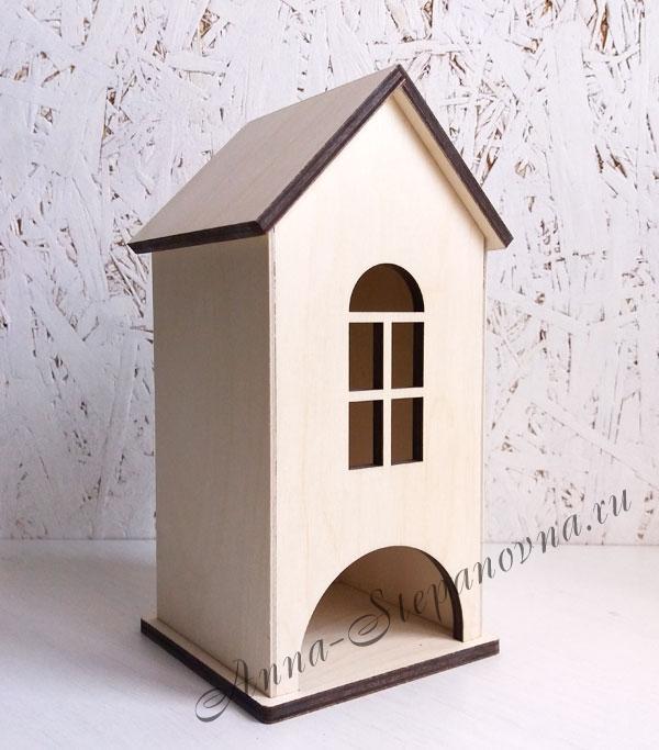 Чайный домик «Классика» с окном
