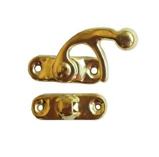 Декоративный замок для шкатулок А032 золото