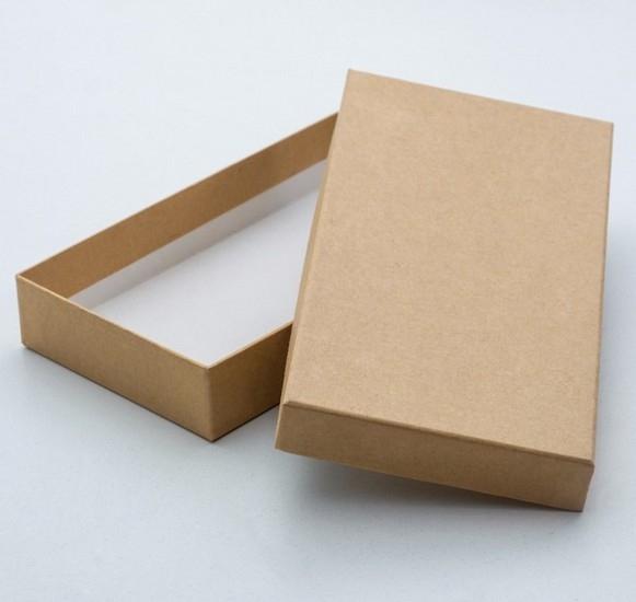 Коробка крафт №1 прямоугольная