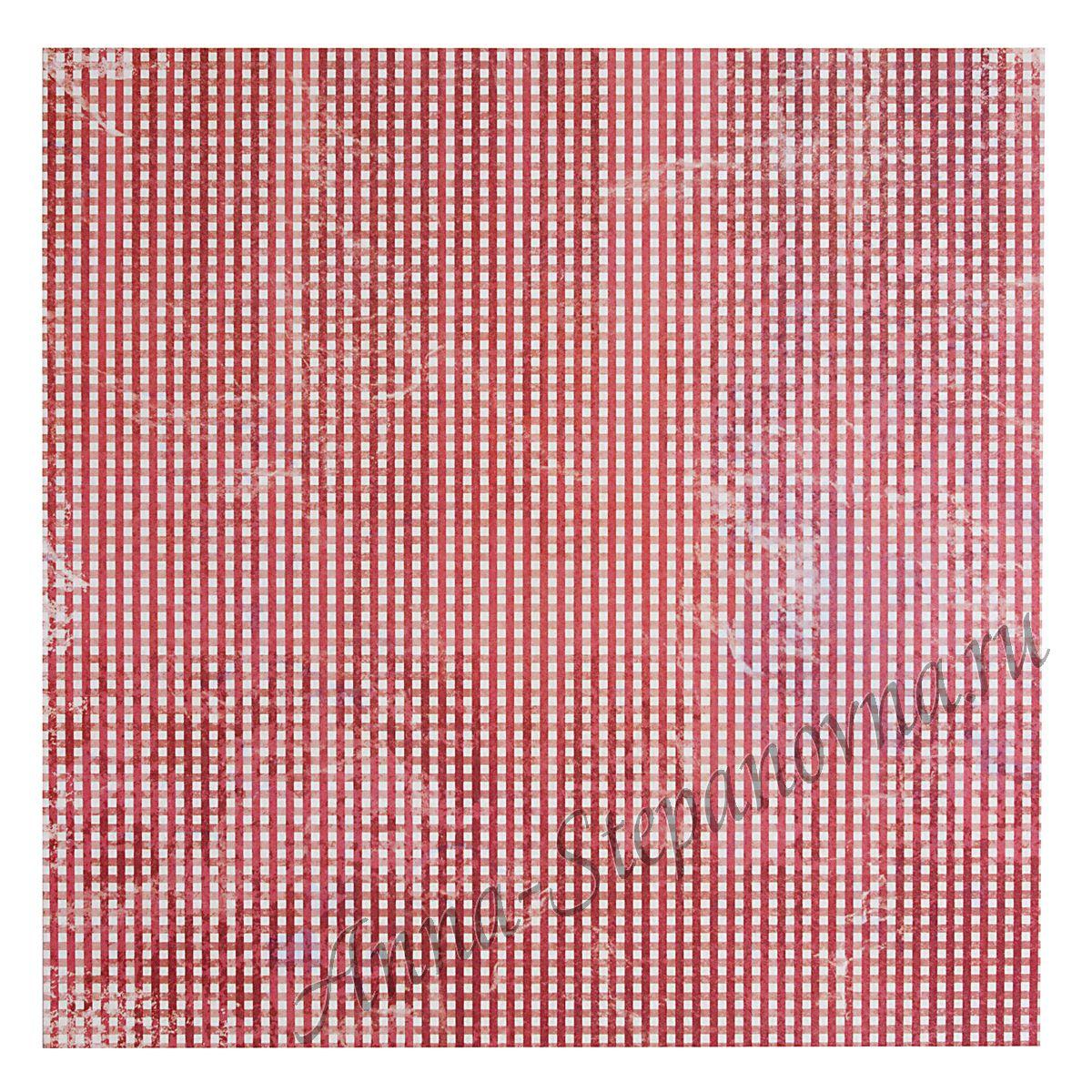 Бумага для скрапбукинга односторонняя PMA163105