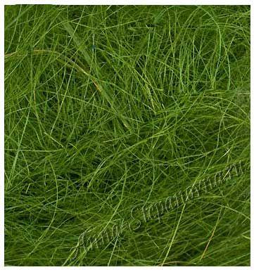 Сизаль натуральный темно-зеленый