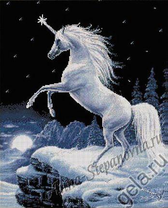 Набор для вышивания «Магия лунного света»