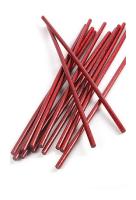 Клей для термопистолета — блестки красные