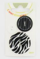 Пуговицы «Caged Zebra», Coordinates I