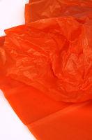Бумага тишью оранжевая