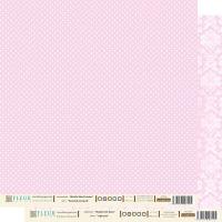 Бумага «Шебби Шик. Нежный розовый»