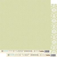 Бумага «Шебби Шик. Весенний зеленый»