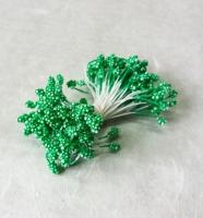 Тычинки двусторонние зеленые