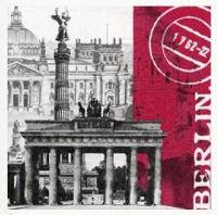 Салфетка для декупажа «Berlin»