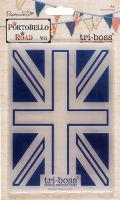 Форма для эмбоссирования Union Jack