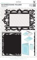 Форма для эмбоссирования «Декоративная рамка»
