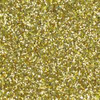 Фоамиран золотой с блестками на клеевой основе
