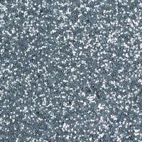 Фоамиран с блестками серебро