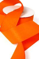 Лента «Тафта» оранжевая