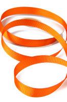 Лента репсовая «Оранжевая» узкая