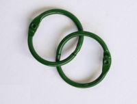 Кольцадляальбомов«Зеленые» 40 мм