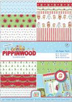 Набор бумаги «Pippinwood Christmas»