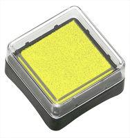Штемпельная подушечка «Inc Pads mini» желтая