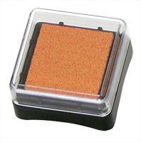 Штемпельная подушечка «Inc Pads mini» оранжевая