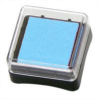 Штемпельная подушечка «Inc Pads mini» голубая