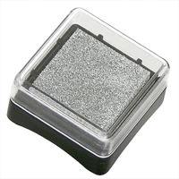 Штемпельная подушечка «Inc Pads mini» серебро