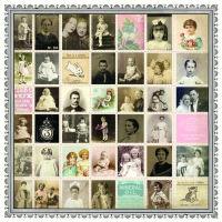 Бумага «Adopted Ancestors»