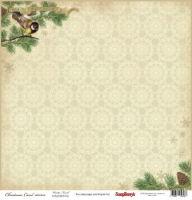 Бумага «Зимний Лес. Ночь перед Рождеством»