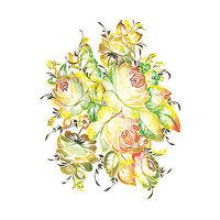 Трансфер Cadence №224 «Весенний букет»