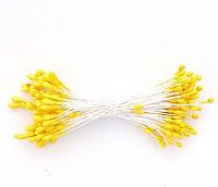 Тычинки «Желтые» 3 мм