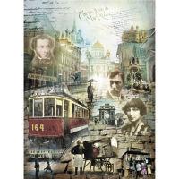 Рисовая бумага «Старая Москва»