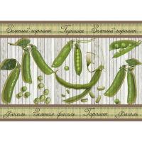 Рисовая бумага «Фасоль и горох»