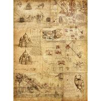 Рисовая бумага «Леонардо»