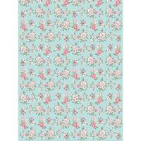 Рисовая бумага «Нежные цветы»