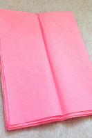 Бумага тишью темно-розовая