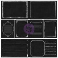 Карточки для журналинга «Chalk»
