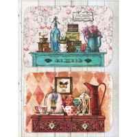Рисовая бумага «Милый дом»