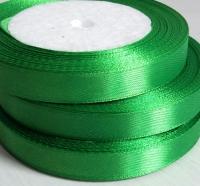 Лента атласная светло-зеленый