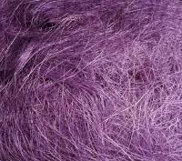Сизаль натуральный Фиолетовый